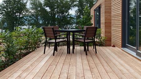 Dřevěné terasy brno